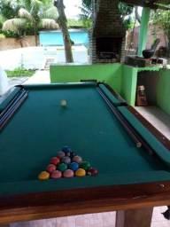 Alugo casa mobiliada com piscina