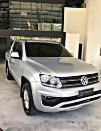Título do anúncio: Volkswagen Amarok 2.0 4x4 16v Turbo Intercooler Diesel 2017