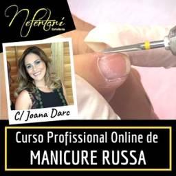 Curso de Manicure Russsa