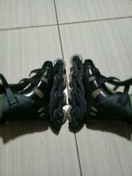 Vendo patins usado seminovo