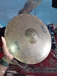 "(Ataque) Zeus - Cymbal ""17"" Bent Natural (ZFZ)"