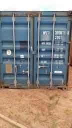 Container em bom estado Brutos