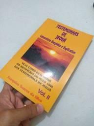 Livro sobre as testemunhas de Jeová