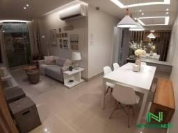 Apartamento com 2 dormitórios à venda, 59 m² por R$ 240.000,00 - Recanto das Palmeiras - T
