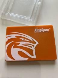 SSD KingSpec 512 GB novo