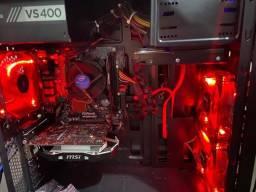 Kit Intel Processador + Placa mãe + RAM
