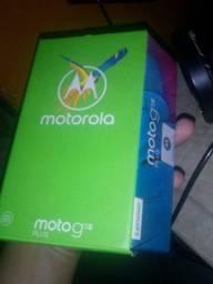 vendo Celular Moto G 5s PLUS muito conservado