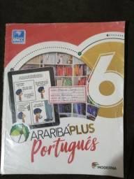 Livro araribá plus de Português