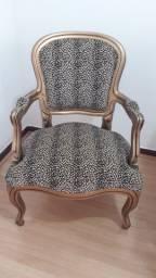 Cadeira Luiz Xv
