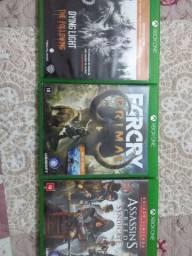 Vendo os 3 jogos