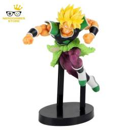 Action figure broly dragon ball z super