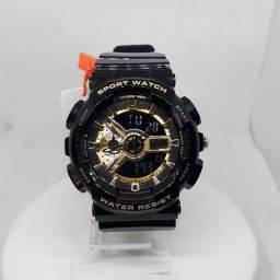 Relógio masculino a PROVA D'ÁGUA original