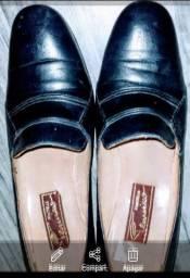 Sapato de couro tm 37