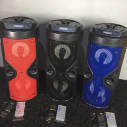 BT Speaker ZQS-4210 15W (preto)