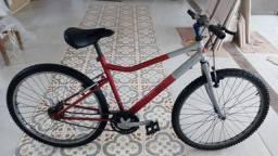 Vendo bicicleta Caloi aro 26 sem marchas funcionando perfeitamente