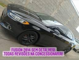 Fusion 2014/2014 muito novo!