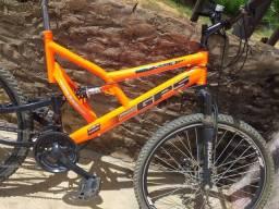 Bicicleta COLLI GPS freio a disco