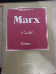 O Capital - Marx - Volume I
