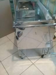carrinho de fazer tapioca