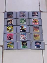 jogos originais de nintendo 64 a partir !!!!!!! p1