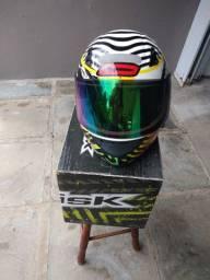Troco ou vendo capacete NORISK número 60
