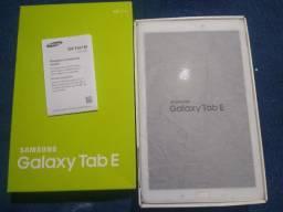 Tablet Samsung Tab E T561M, função celular