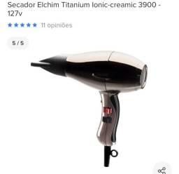 Vende-se secadores de cabelo.