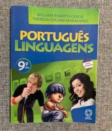 Livro - Português Linguagens 9 ano