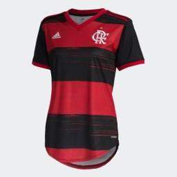 Camisa CR Flamengo 1 Feminina Oficial