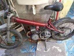 Bicicleta motorizada  tem que trocar o carburador 1.000