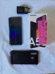 Celular Samsung Galaxy A50 128GB usado