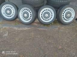 Jogo de roda de ferro amarok
