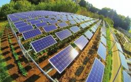 Economize até 95% na sua energia elétrica