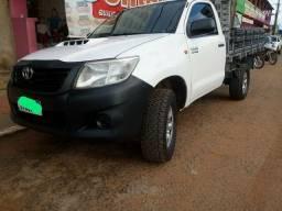 Hilux 4x4 cabine simples diesel