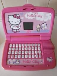Lap Top Hello Kitty 10 funções