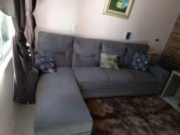 Sofá chaise grande $: 500