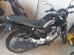 Moto Honda cg start 160