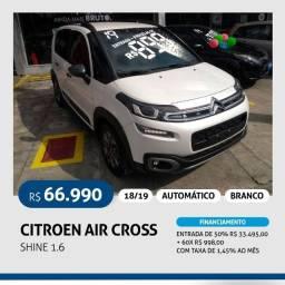 citroen Air Cross shine 1.6 automático 2019