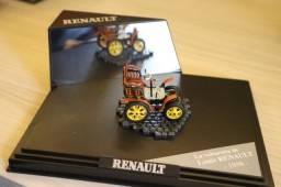 Miniatura La Voiturette De Louis Renault - Coleção