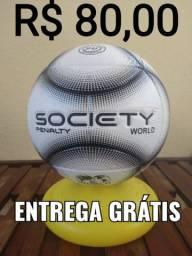 Promoção bola society - Entrega grátis