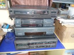 aparelhos de som