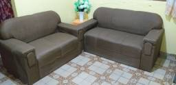 Jogo de sofá 250 reais