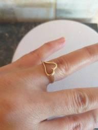 Vendo anel ouro 16k