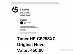 Título do anúncio: Toner Hp Cf258Xc Original Novo