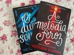 livros | Duologia A Melodia Feroz e O Dueto Sombrio