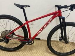 Bicicleta Bike Specialized epic HT carbon tamanho 15.5