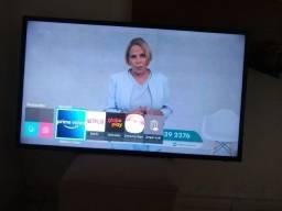 Vendo tv 43 polegadas smart Samsung