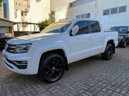 VW AMAROK HIGHLINE CD 2.0 AUT 4X4 2018 ÚNICO DONO