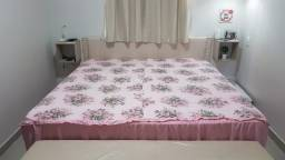 Colchão + cama king Ortobom - Usado
