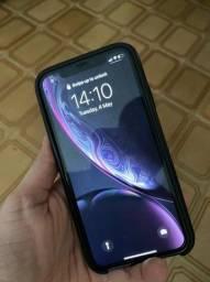 Iphone XR Preto 64 gb - Seminovo/Usado